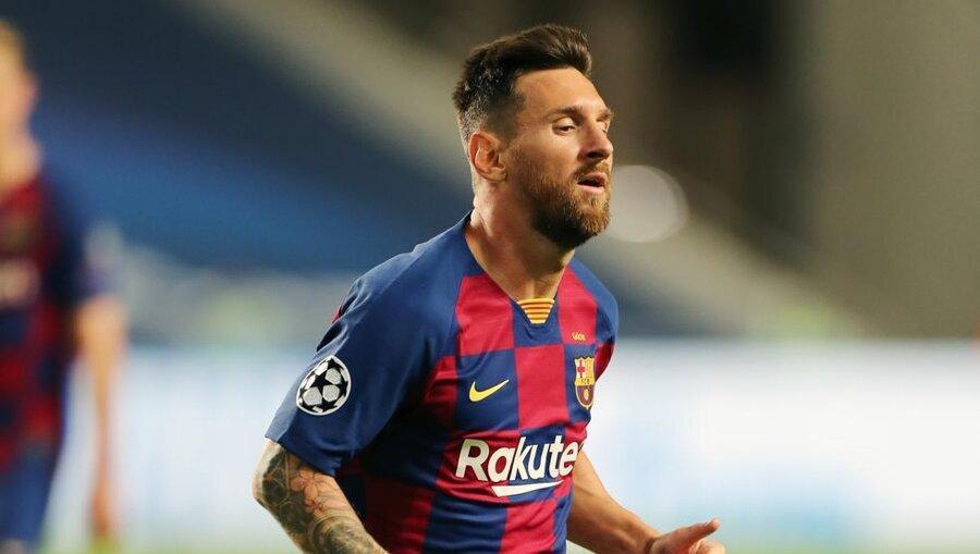 رسمی ، مسی در بارسلونا ماند اما همچنان علیه بارتامئو