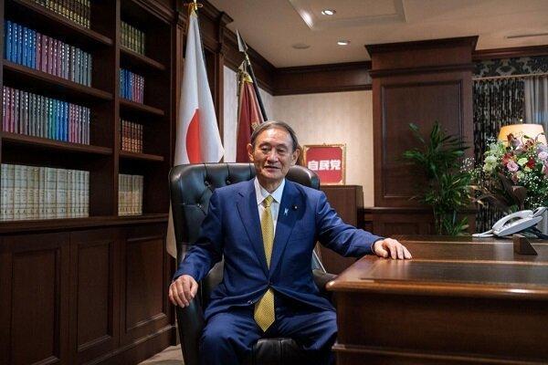 حزب حاکم ژاپن سوگا را برای نخست وزیری برگزید
