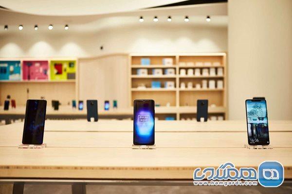 تصمیم هوآوی به حضور بیشتر در بازارهای اروپایی با افتتاح 50 فروشگاه جدید