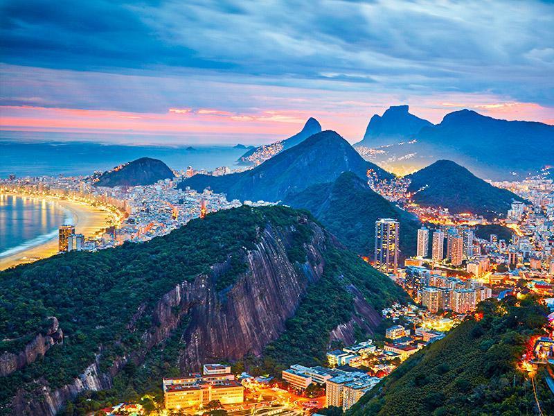 اماکن تاریخی برزیل