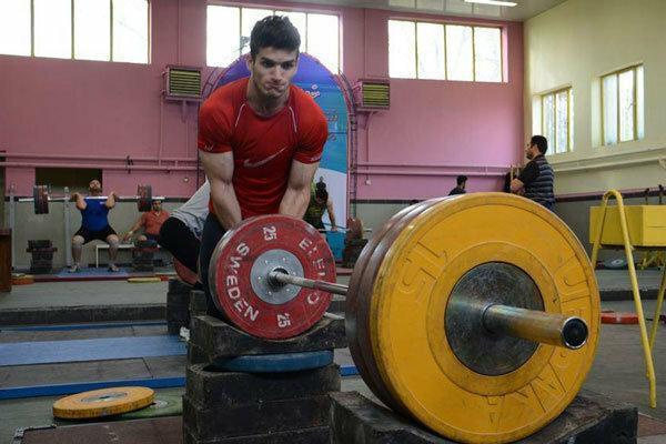 نفرات دعوت شده به اردوی تیم ملی وزنه برداری تعیین شدند