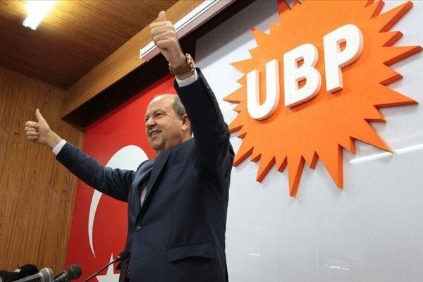 نامزد مورد حمایت ترکیه در انتخابات قبرس شمالی پیروز شد