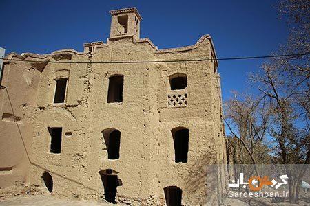 قلعه خرانق؛از بزرگترین قلعه های مسکونی روستایی در یزد، عکس
