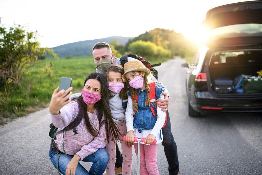 باور می کنید 40 درصد مردم از بیمار شدن در هنگام سفر نمی ترسند؟