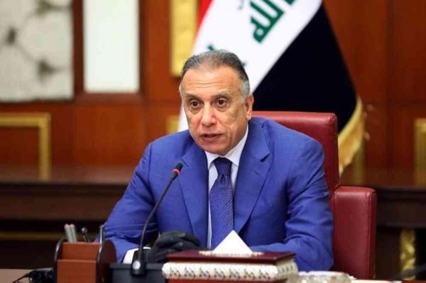 الکاظمی از بازداشت چند مظنون در حمله راکتی بغداد خبر داد
