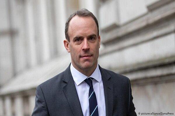 وزیر خارجه انگلیس به تائید پیروزی بایدن واکنش نشان داد