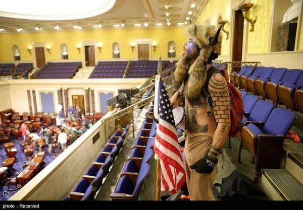 اندیشکده، اشغال کنگره صدمه ای ماندگار به وجهه آمریکا است