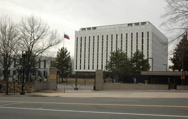 سفارت روسیه: آمریکا قدرت نمایی و عرض اندام در دریای سیاه را متوقف کند