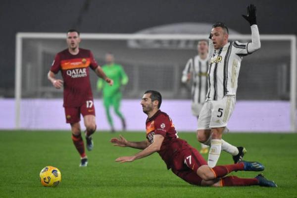 یوونتوس 2- 0 رم؛ کریس رونالدو تاریخ انقضا ندارد