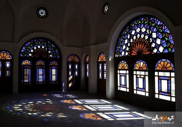 سفر به خانه های تاریخی رنگارنگ ایران، معماری های اصیل و خیره کننده