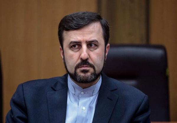 غریب آبادی: تنها گزینه روی میز ایران، لغو عملی همه تحریم ها و راستی آزمایی است