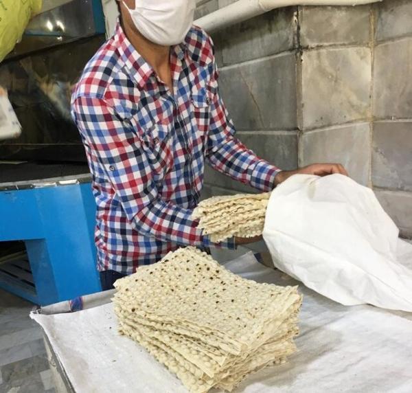 مجوز تغییر 20 درصد نانوایی های دولتی گلستان به نیمه یارانه ای