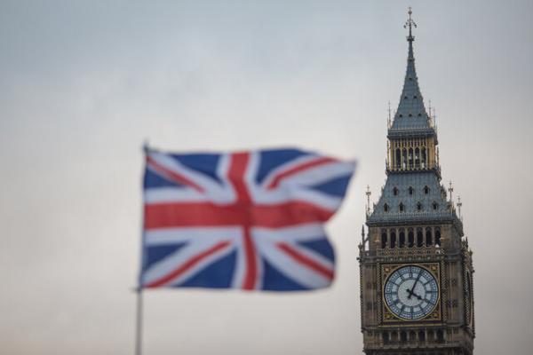 رشد اقتصادی انگلیس مجددا منفی شد