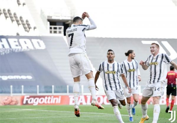 سری A، پیروزی یوونتوس مقابل اینتر و تداوم رقابت برای صعود به لیگ قهرمانان