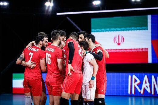 اولین پیروزی سروقامتان ایران در لیگ ملت ها