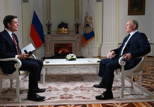 پوتین: روابط بین مسکو و واشنگتن به پایین ترین سطح خود رسیده است