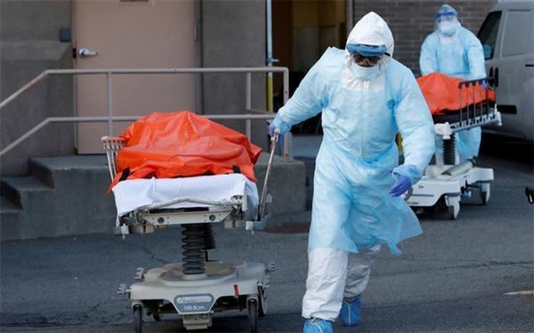 فوت 144 بیمار کرونایی دیگر