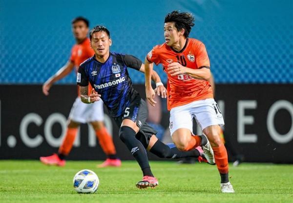 لیگ قهرمانان آسیا، تقابل نمایندگان ژاپن و تایلند برنده نداشت