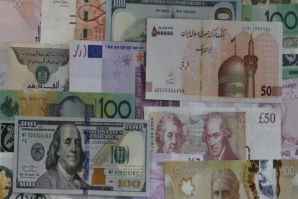 نرخ رسمی 24 ارز افزایش یافت
