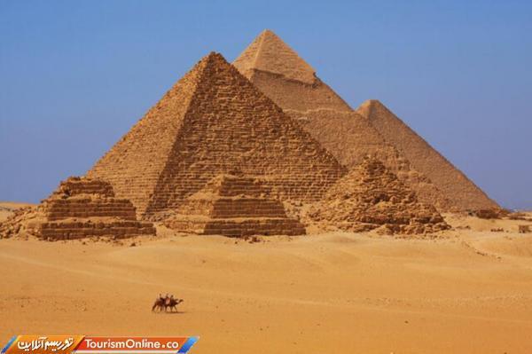 گردشگران به مصر بازمی گردند