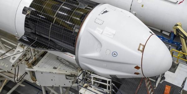 نخستین سفر فضایی تفریحی اسپیس ایکس چهارشنبه اجرا می گردد
