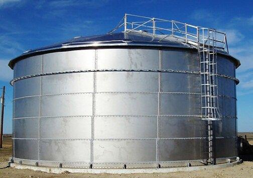 ظرفیت مخازن ذخیره آب آذربایجان غربی افزایش می یابد